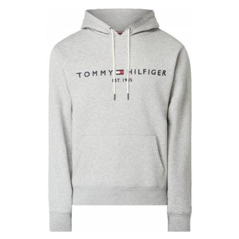 Bluza z kapturem i wyhaftowanym logo Tommy Hilfiger