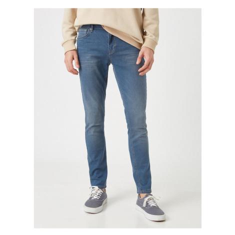 Koton Męskie niebieskie dżinsy
