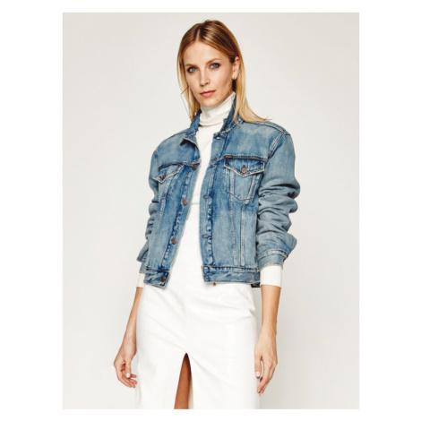 Polo Ralph Lauren Kurtka jeansowa 20 Bear 211799112 Niebieski Regular Fit