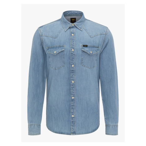 "Lee ""Western Shirt"" Frost Blue"