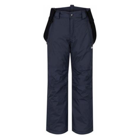 Loap FIDOR ciemnoszary 140 - Spodnie zimowe dziecięce