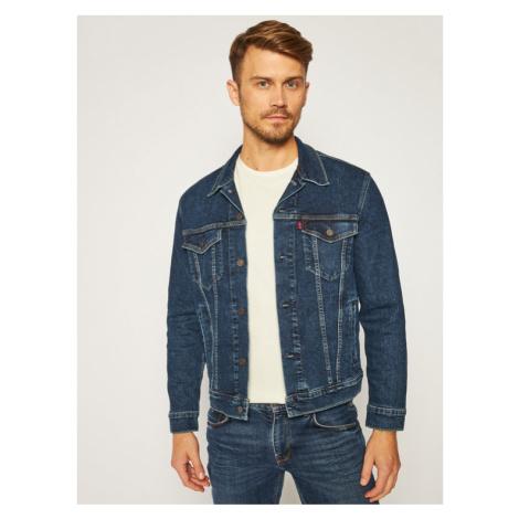 Levi's® Kurtka jeansowa The Trucker 72334-0466 Granatowy Regular Fit Levi´s