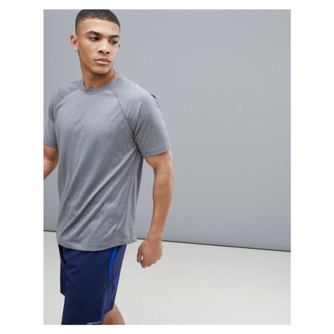 Marmot Active Accelerate SS Running Raglan T-Shirt in Grey