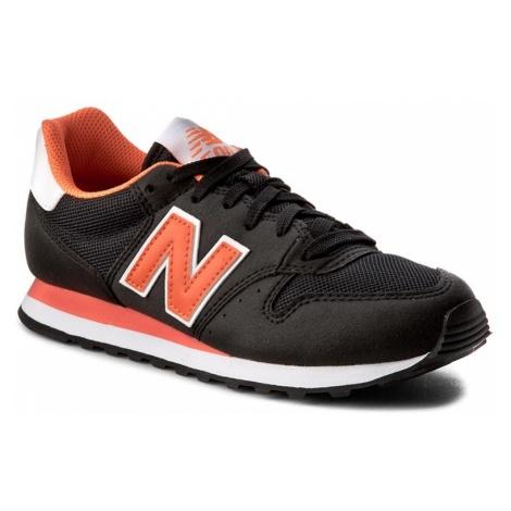 Sneakersy NEW BALANCE - GW500KWS Czarny