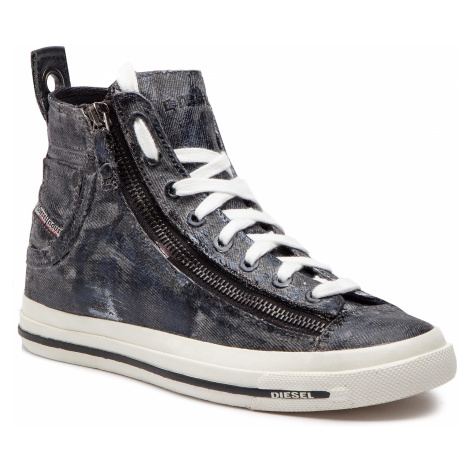 Sneakersy DIESEL - Expo-Zip W Y01751 P1839 T8013 Black