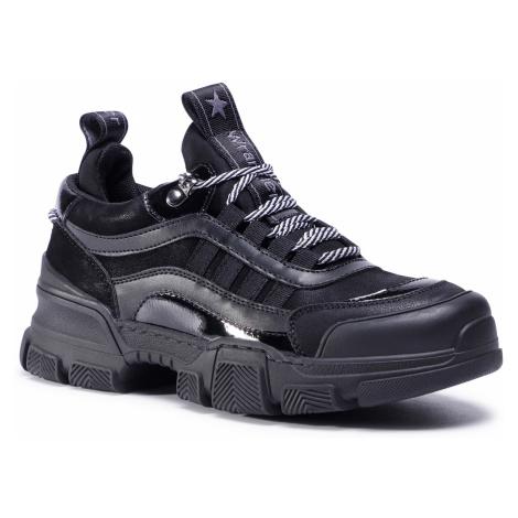 Sneakersy WRANGLER - Trax Low WL02670A Black 062