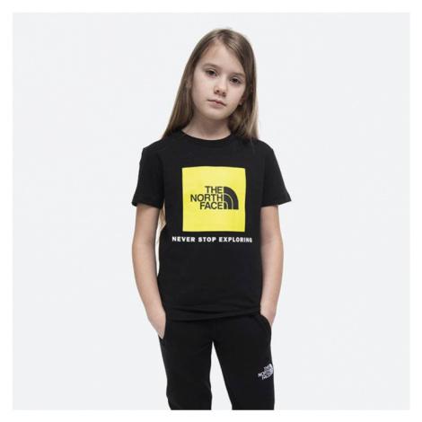 Koszulka The North Face Youth S/S Box Tee NF0A3BS2C5W