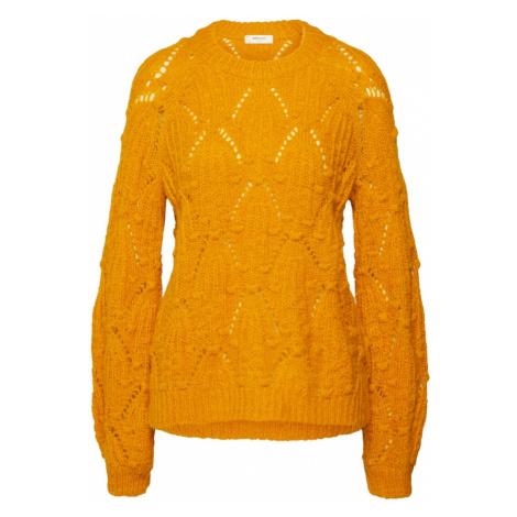 MOSS COPENHAGEN Sweter 'Mavis' żółty