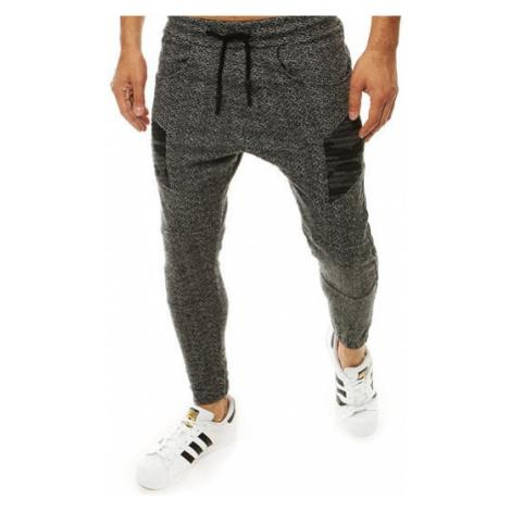 Spodnie dresowe męskie DStreet UX2190
