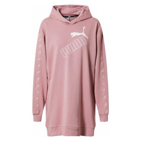 PUMA Sukienka różowy pudrowy / biały
