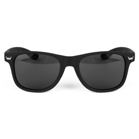 Sollary Czarne okulary przeciwsłoneczne Vuch
