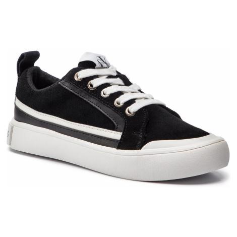 Tenisówki CALVIN KLEIN JEANS - Dodie R8525 Black/White/Black