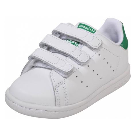 ADIDAS ORIGINALS Trampki 'STAN SMITH CF I' biały / zielony