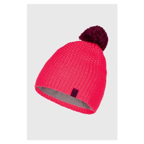 Zimowa czapka LOAP Zalo różowa