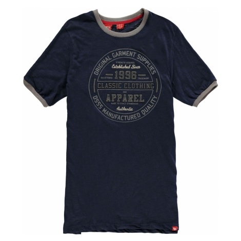 D555 Wilfred Classic T Shirt Mens