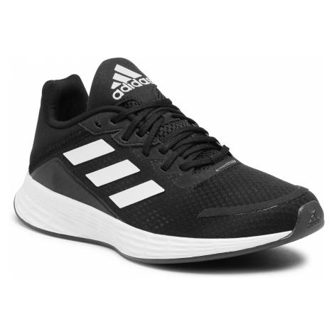 Buty adidas - Duramo Sl K FX7307 Core Black/Cloud White/Grey Six