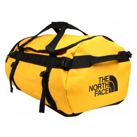 THE NORTH FACE Torba podróżna 'Base Camp Duffel' żółty
