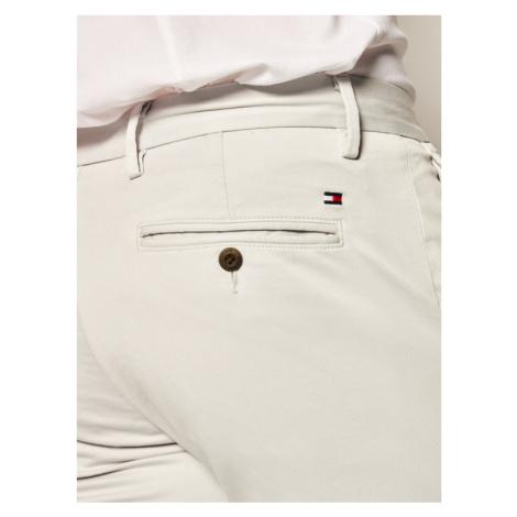 Tommy Hilfiger Spodnie materiałowe Bleecker MW0MW12586 Szary Slim Fit