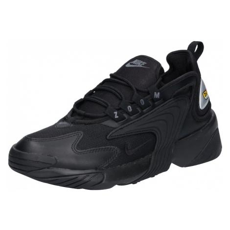 Nike Sportswear Trampki niskie 'Zoom 2K' czarny