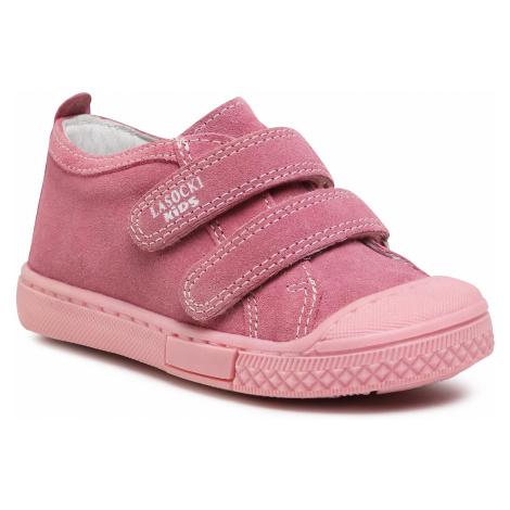 Półbuty LASOCKI KIDS - ARC-2995-02(III)DZ Pink