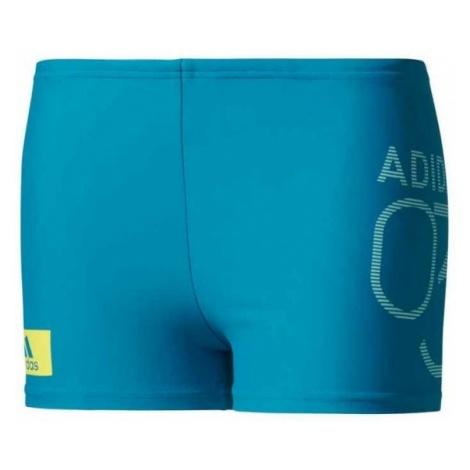 adidas BACK TO SCHOOL BOXER LINEAGE - Kąpielówki sportowe chłopięce