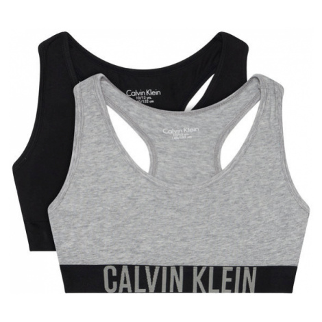 Calvin Klein Underwear Komplet 2 biustonoszy Intense Power G80G800143 Kolorowy