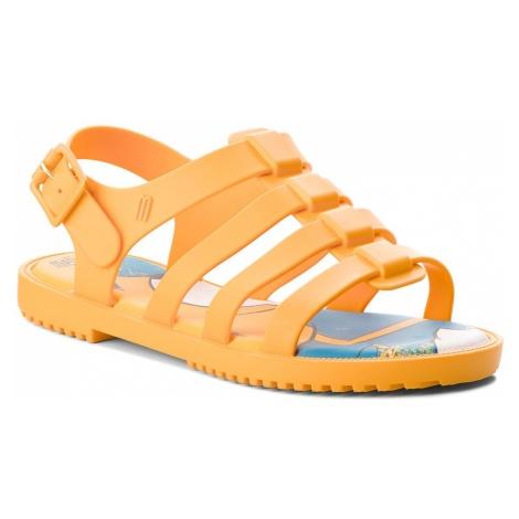 Sandały MELISSA - Flox + Disney Ad 32373 Yellow 01452