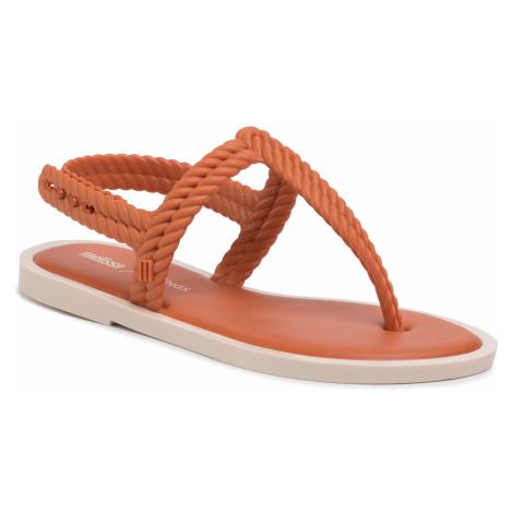 Sandały MELISSA - Flash Sandal + Salinas 32630 Orange/Beige 52050