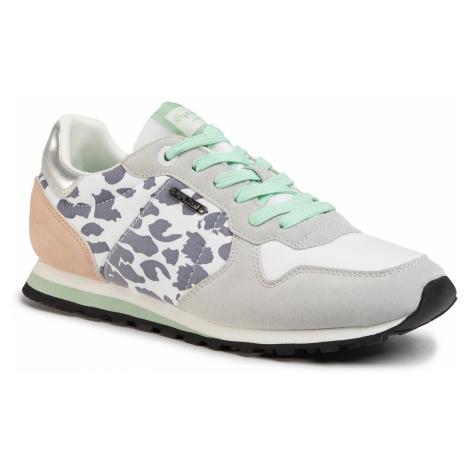 Sneakersy PEPE JEANS - Verona W Best PLS30981 White 800