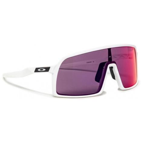 Oakley Okulary przeciwsłoneczne 0OO9406-0637 Biały
