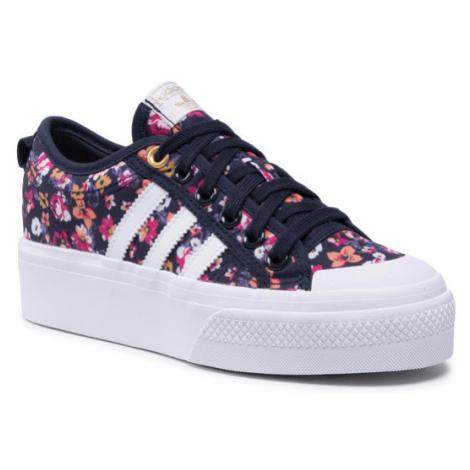 Adidas Buty Nizza Platform W FY3671 Biały