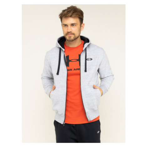 Under Armour Bluza Ua Performance Originators 1345588 Szary Loose Fit