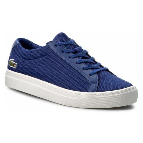 Sneakersy LACOSTE - L.12.12 217 1 CAJ 7-33CAJ1014125 Blu