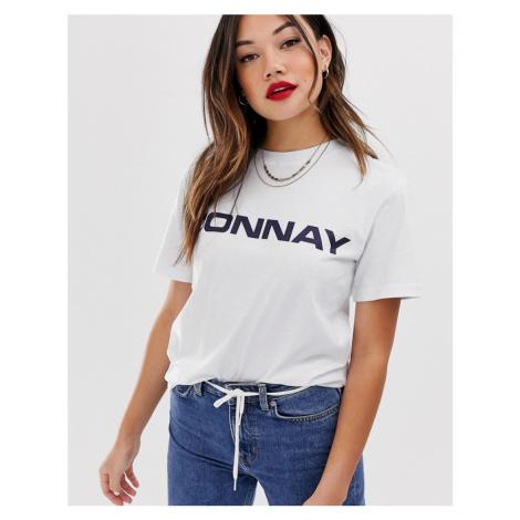 Donnay oversized drape t-shirt