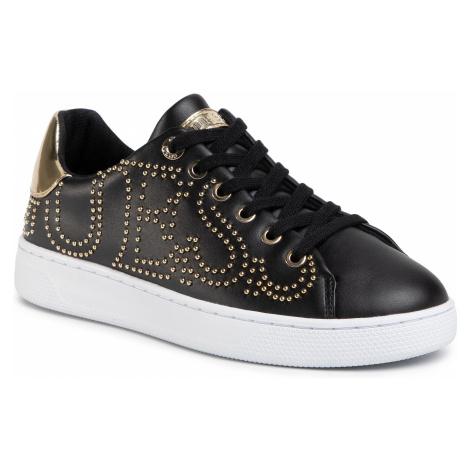 Sneakersy GUESS - Razz FL7RAZ ELE12 BLACK
