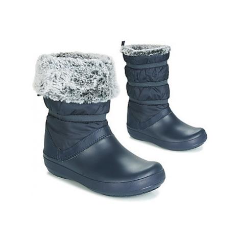 Śniegowce Crocs CROCBAND WINTER BOOT W