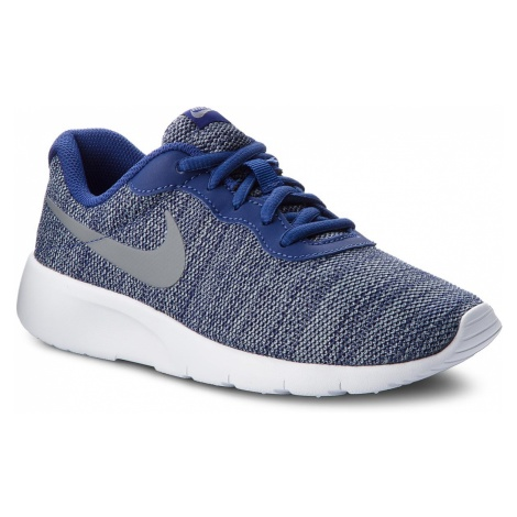 Buty NIKE - Tanjun (GS) 818381 405 Deep Royal Blue/Cool Grey