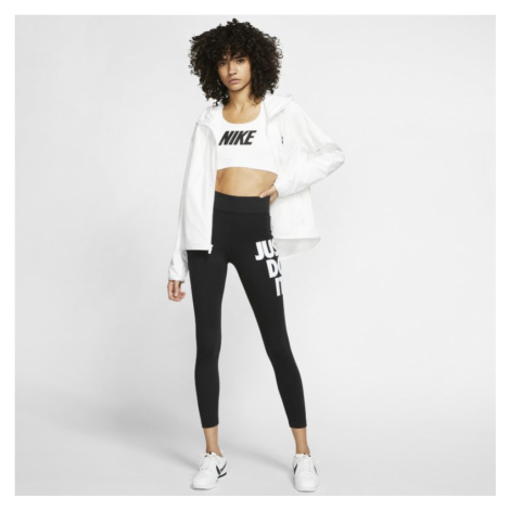 Legginsy damskie 7/8 Nike Sportswear Leg-A-See JDI - Czerń