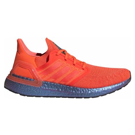 Adidas Ultraboost 20 M Czerwone