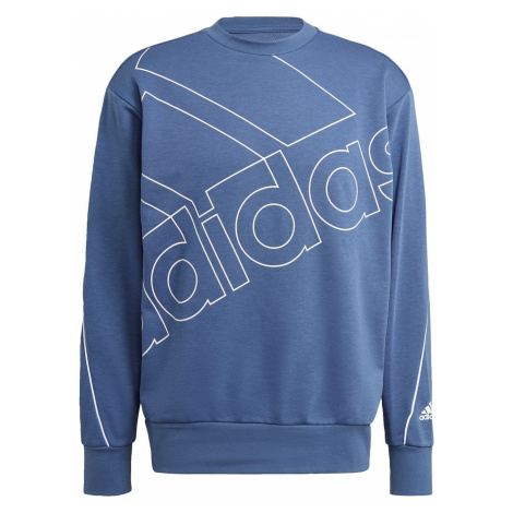 Adidas Giant Logo Sweatshirt (Gender Neutral) Unisex
