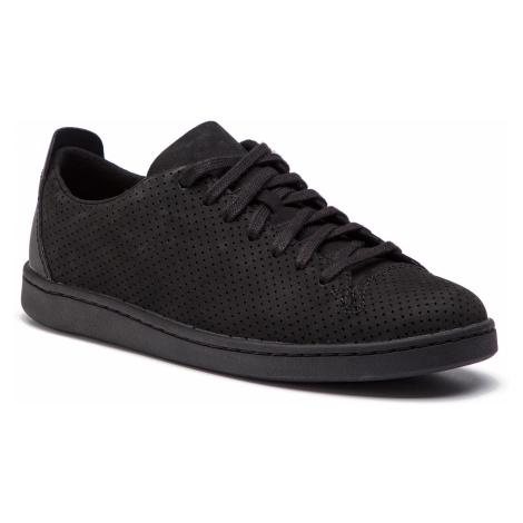 Sneakersy CLARKS - Nathan Limit 261416177 Black Nubuck
