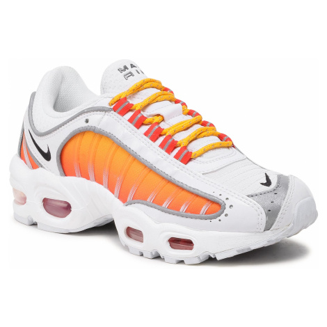 Buty NIKE - Air Max Tailwind IV Nrg CK4122 100 White/Black/University Gold