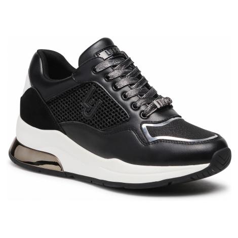 Sneakersy LIU JO - Karlie 51 BA1003 EX030 Black 22222