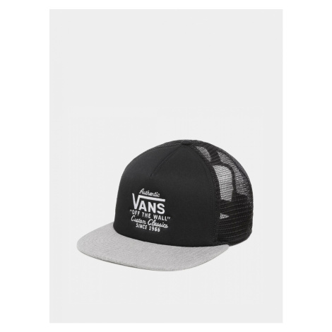 Cap Vans Mn Galer Trucker Black/Heather