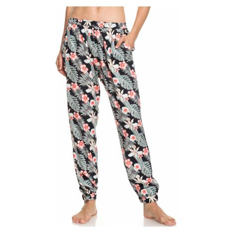 spodnie Roxy Easy Peasy - KVJ8/Anthrazite Tropicalababa Swim