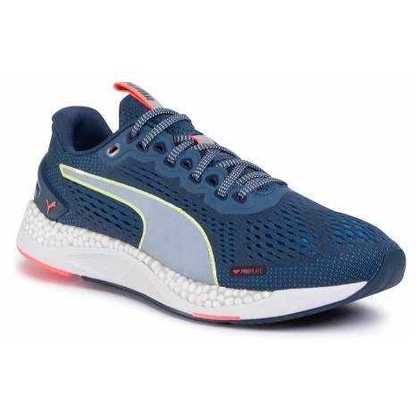 Buty PUMA - Speed 600 2 193102 01 Dark Denim/Blue/Yellow