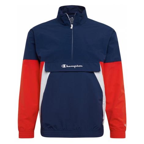 Champion Authentic Athletic Apparel Bluzka sportowa czerwony / biały / ciemny niebieski
