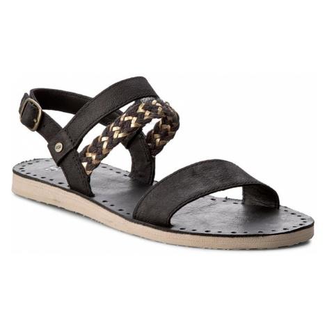 Sandały UGG - W Elin 1015035 W/Blk