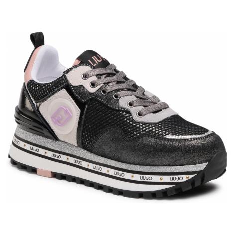 Sneakersy LIU JO - Maxi Wonder 1 BA1057 TX085 Black 22222