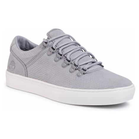 Sneakersy TIMBERLAND - Adv 2.0 Cupsole Alpine Ox TB0A2DGG050 Medium Grey Suede
